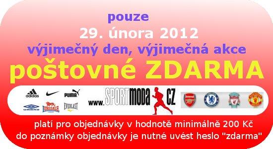 Novinky Sportmoda 28.2.2012