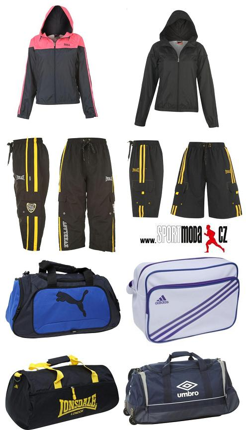 Novinky Sportmoda 4.4.2012