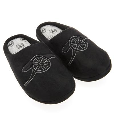 Papuče Arsenal FC černé