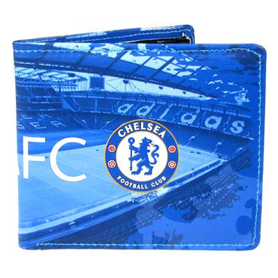 Peněženka Chelsea FC modrá stadion