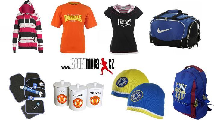 Novinky Sportmoda 15.10.2010
