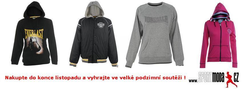 Novinky Sportmoda 12.11.2010