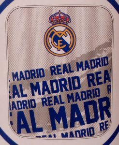 Fleecová deka Real Madrid FC (typ IP)
