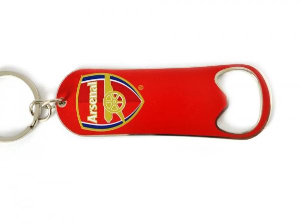 Přívěšek otvírák barevný Arsenal FC