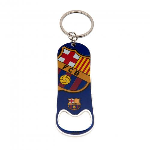 Přívěšek otvírák barevný Barcelona FC