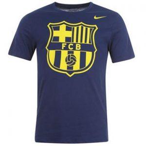 Pánské tričko Nike Barcelona FC modré (typ 76)
