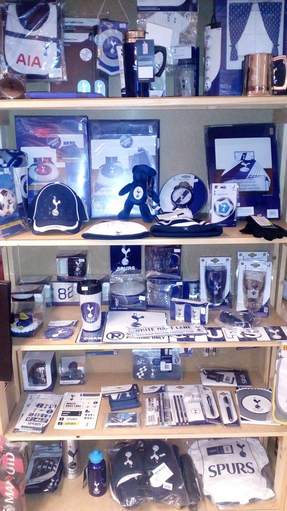 Produkty Tottenham Hotspur FC