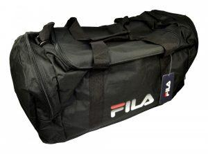 Sportovní taška Fila Howson černá
