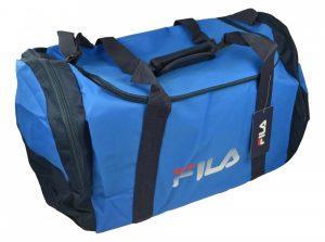 Sportovní taška Fila Howson modrá