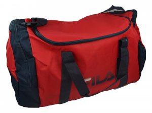 Sportovní taška Fila Howson červená