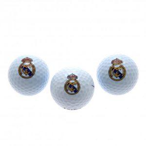 Golfové míčky Real Madrid FC