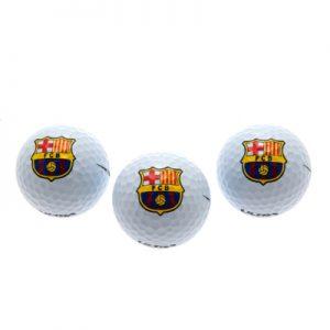 Golfové míčky Barcelona FC