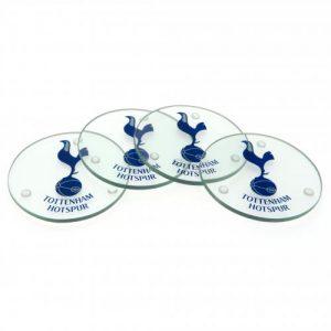 Skleněné podtácky Tottenham Hotspur FC