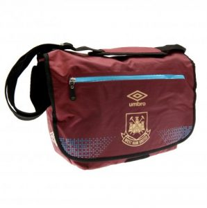 Taška přes rameno Umbro West Ham United FC