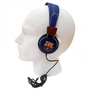 Sluchátka na uši Barcelona FC (typ 15)