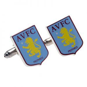 Manžetové knoflíčky Aston Villa FC barevné