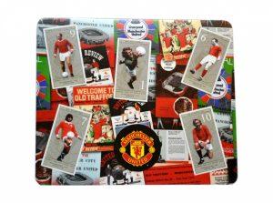 Podložka pod myš Manchester United FC retro