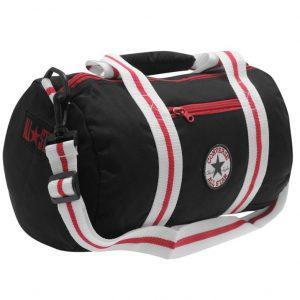 Sportovní taška Converse 9A5001 malá černá