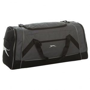 Sportovní taška Slazenger 73 velká šedá