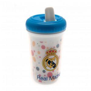 Dětská lahvička na pití Real Madrid FC (typ 16)