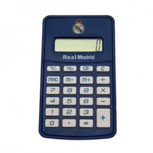 Kapesní kalkulačka Real Madrid FC