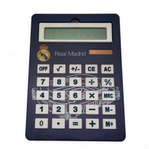 Kalkulačka Real Madrid FC jumbo