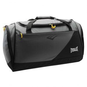 Sportovní taška Everlast 73 šedá