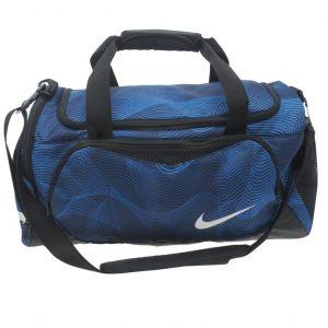 Sportovní taška Nike Team Graph 24 tmavě modrá