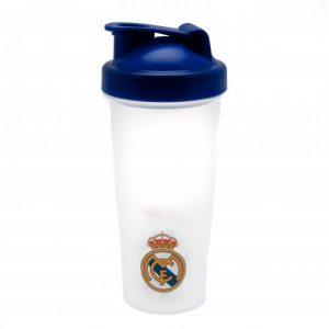 Shaker na proteinový nápoj Real Madrid FC