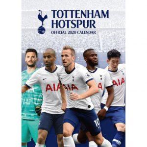 Velký kalendář 2020 Tottenham Hotspur FC